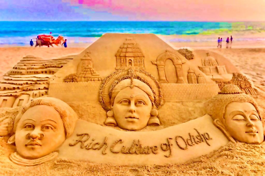 Rich Culture of Odisha