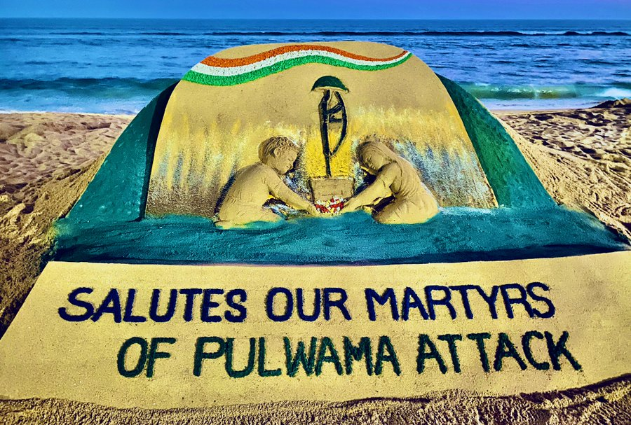 Salute our martyrs